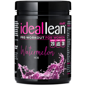 IdealLean Pre-Workout - Watermelon Ice 300g