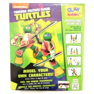 Turtles Knetmasse