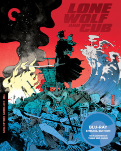 Lone Wolf And Cub - Criterion Collection
