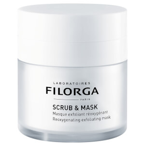 Mascarilla exfoliante reoxigenante Scrub and Mask Filorga 55 ml