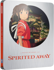 Spirited Away - Zavvi Exclusive Limited Edition Steelbook