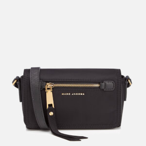 Marc Jacobs Women's Trooper Cross Body Bag - Black