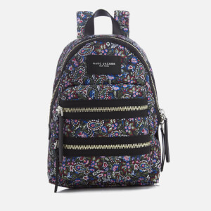 Marc Jacobs Women's Biker Mini Backpack - Purple/Multi