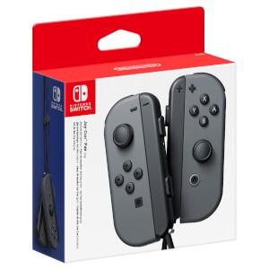 Nintendo Switch Grey Joy-Con Controller Set (L+R)