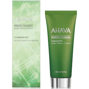 AHAVA Mineral Radiance Cleansing Gel 3.4oz