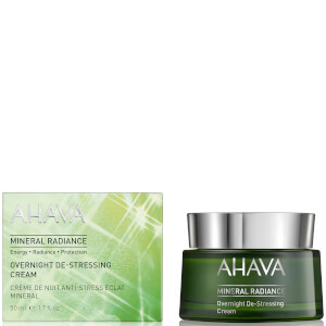 AHAVA Mineral Radiance Overnight De-Stressing Cream 48ml