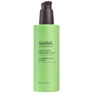 AHAVA Mineral Prickly Pear and Moringa Body Lotion 241 ml