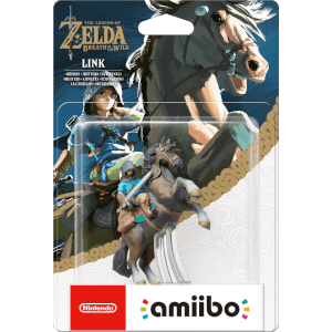 Link (Rider) amiibo (The Legend of Zelda: Breath of the Wild Collection)