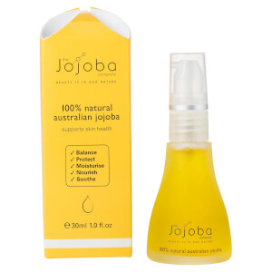 The Jojoba Company 100% Natural Australian Jojoba Oil 1 fl oz
