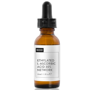 Сыворотка для лица с витамином С NIOD Ethylated L-Ascorbic Acid 30% Network 30 мл