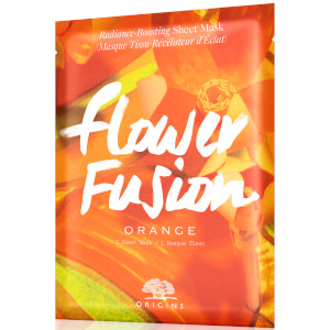 Origins Flower Fusion™ Hydrating Sheet Mask - Orange Flower