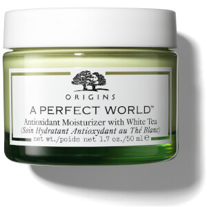 Soin Hydratant Antioxydant au Thé Blanc A Perfect World™ Origins 50 ml