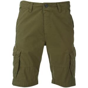 Threadbare Men's Hulk Cargo Shorts - Khaki