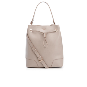 Furla Women's Stacy Medium Drawstring Bag - Sabbia