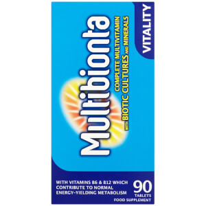 Multibionta Vitality - 90 Tablets