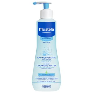 Mustela No Rinse Cleansing Micellar Water 10.1 oz.