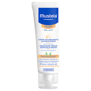 Mustela Nourishing Cream with Cold Cream 1.35 oz.