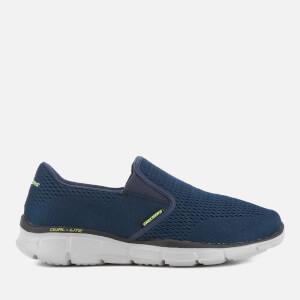 Zapatillas Skechers Equalizer Double-Play - Hombre - Azul marino