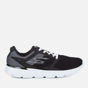 Skechers Men's Go Run 400 Trainers - Black/White