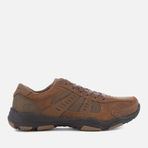 Skechers Men's Larson Nerick Shoes - Dark Brown