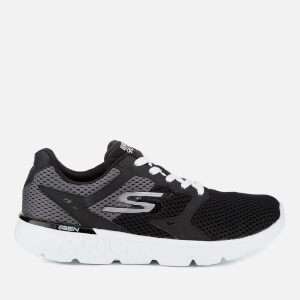 Skechers Women's Go Run 400 Trainers - Black/White