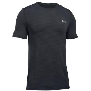 Under Armour Men's Threadborne Seamless T-Shirt - Black