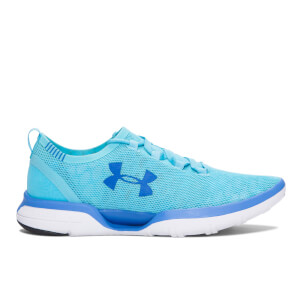 Under Armour Women's Charged CoolSwitch Running Shoes - Venetian Blue