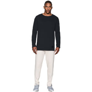 Under Armour Men's Ali Crew Sweatshirt - Black