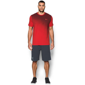 Under Armour Men's Gradient T-Shirt - Red