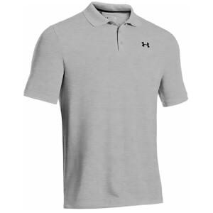 Under Armour Men's Performance Polo Shirt 2.0 - True Grey Heather