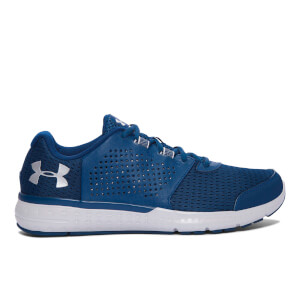 Under Armour Men's Micro G Fuel Running Shoes - Blackout Navy