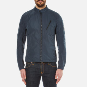 Belstaff Men's Stapleford Blouson Jacket - Navy Blue