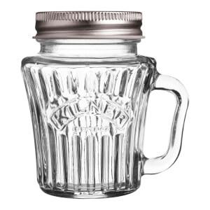Set 12 Kilner Vintage Mini Handle Jar - 110ml
