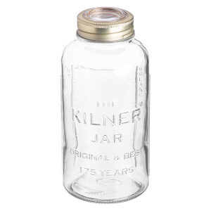 Kilner Anniversary Screw Top Jar 1.5L