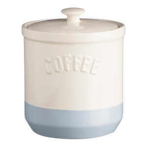 Mason Cash Bakewell Coffee Jar - Cream