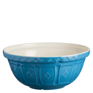 Mason Cash Colour Mix Mixing Bowl - Azure 29cm