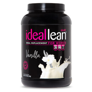 IdealLean Meal Replacement Shake Vanilla