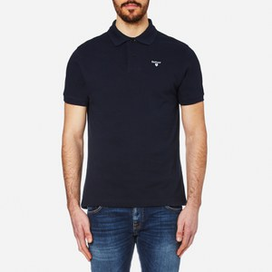 Barbour Men's Sports Polo Shirt - New Navy