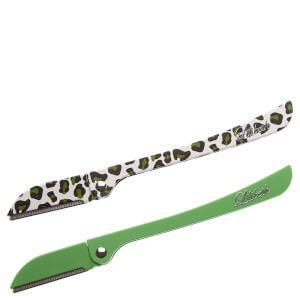 Lilibeth of New York Brow Shaper - Leopard Green/Plain Green (Set of 2)