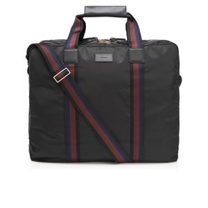 Paul Smith Men's Nylon Suit Carrier - Black