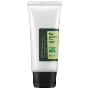 COSRX crema solare lenitiva all'aloe SPF 50 PA+++ 50 ml