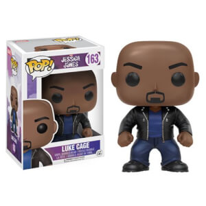 Jessica Jones Luke Cage Funko Pop! Vinyl