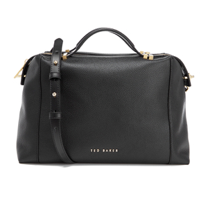 Ted Baker Women's Albee Pop Handle Tote Bag - Black
