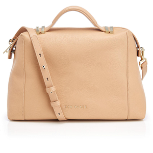 Ted Baker Women's Albee Pop Handle Tote Bag - Taupe