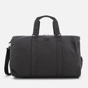 Herschel Supply Co. Novel Cotton Canvas Duffle Holdall - Black