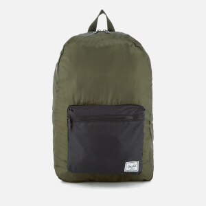 Herschel Supply Co. Packable Daypack - Forest Night/Black