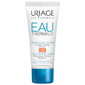 Uriage Eau Thermale Light Water Cream SPF20 40 ml