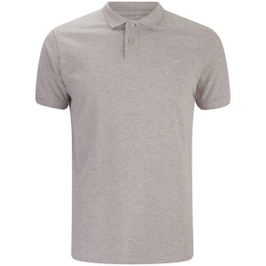 Polo Homme Kerman Threadbare - Gris