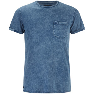 Threadbare Men's Eureka Pocket T-Shirt - Denim