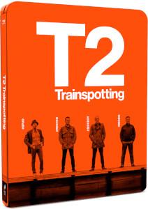 T2 Trainspotting - Steelbook Édition Limitée